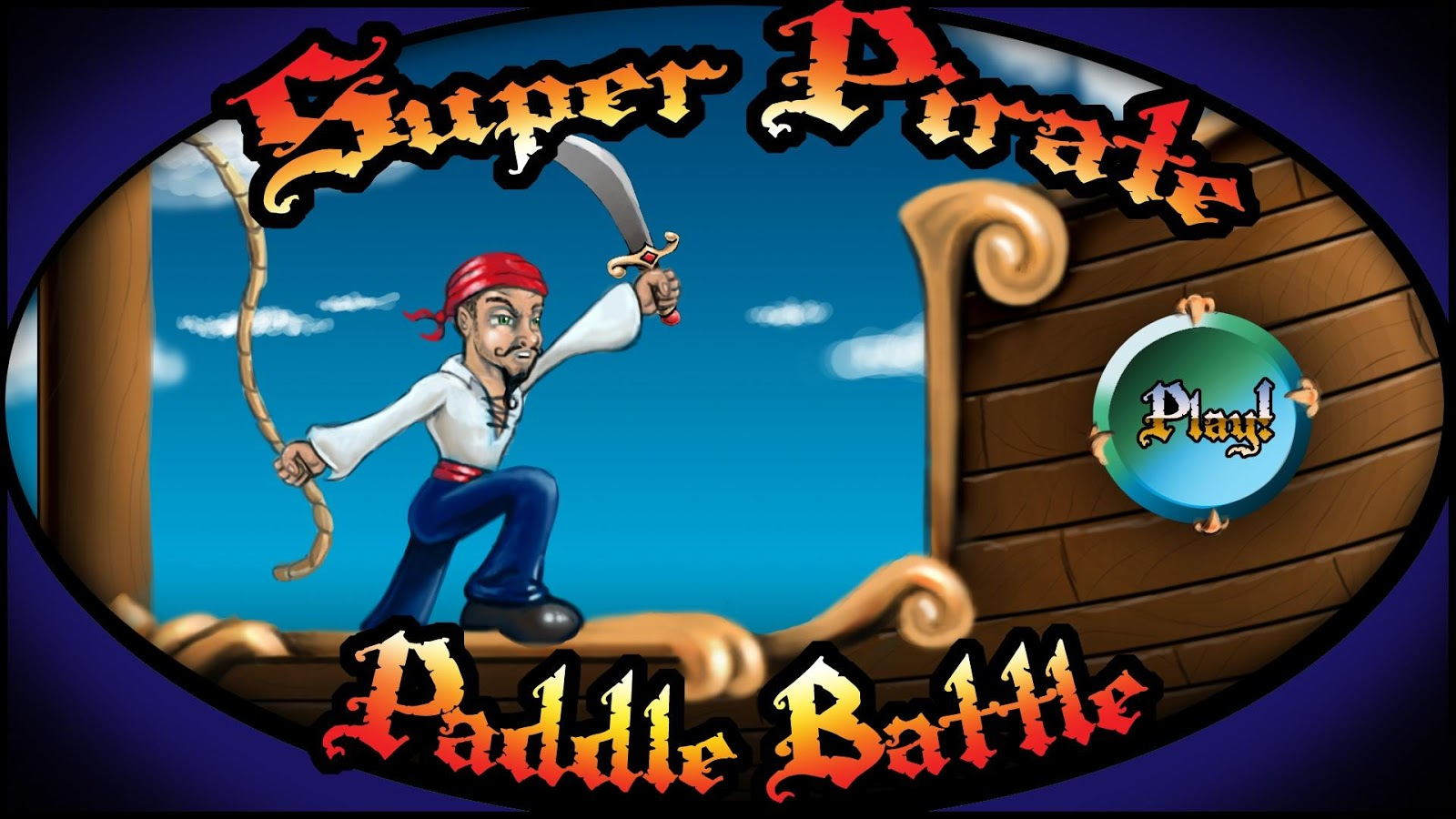 Super Pirate Paddle Battle F2P - screenshot