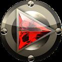 iron diamond power amp skin icon
