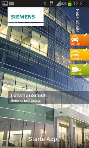 Siemens LocationScout
