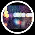 Dark Rain Live Wallpaper icon