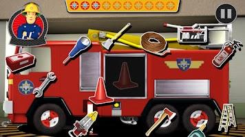 Screenshot of Fireman Sam – Junior Cadet