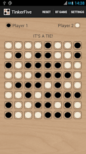 TinkerFive Gomoku- screenshot thumbnail
