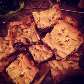 Bar Cookies from Cake Mix.