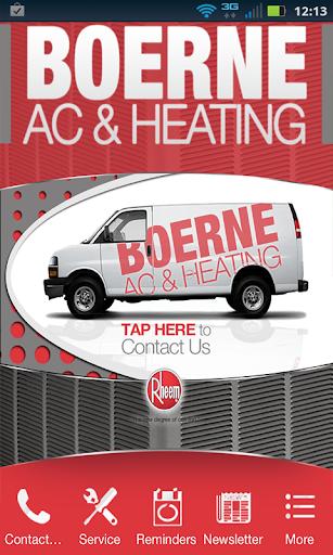 Boerne AC Heating