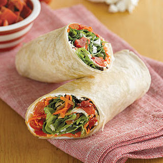 Wrap-and-Roll Sandwiches.