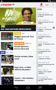 L'Equipe.fr : foot, rugby Screenshot 12