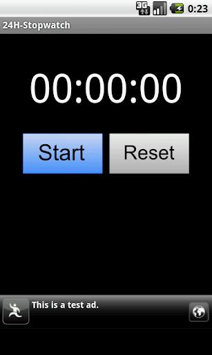 24H-Stopwatch