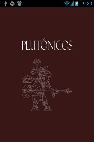 Plutonicos App