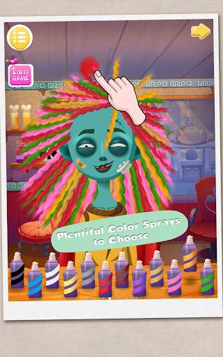 Monster Hair Salon 1.1 screenshots 3