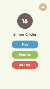 Simon Circles- screenshot thumbnail