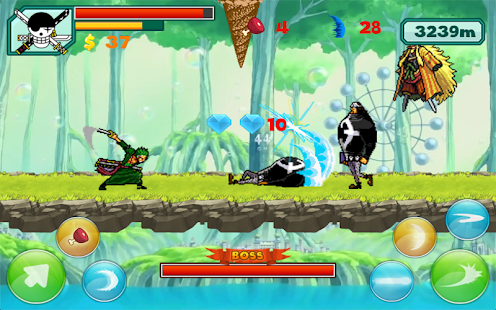 Zoro Pirate Shooting Free- screenshot thumbnail