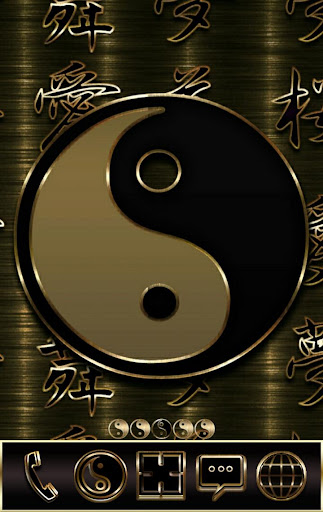 Yin and Yang GO Launcher