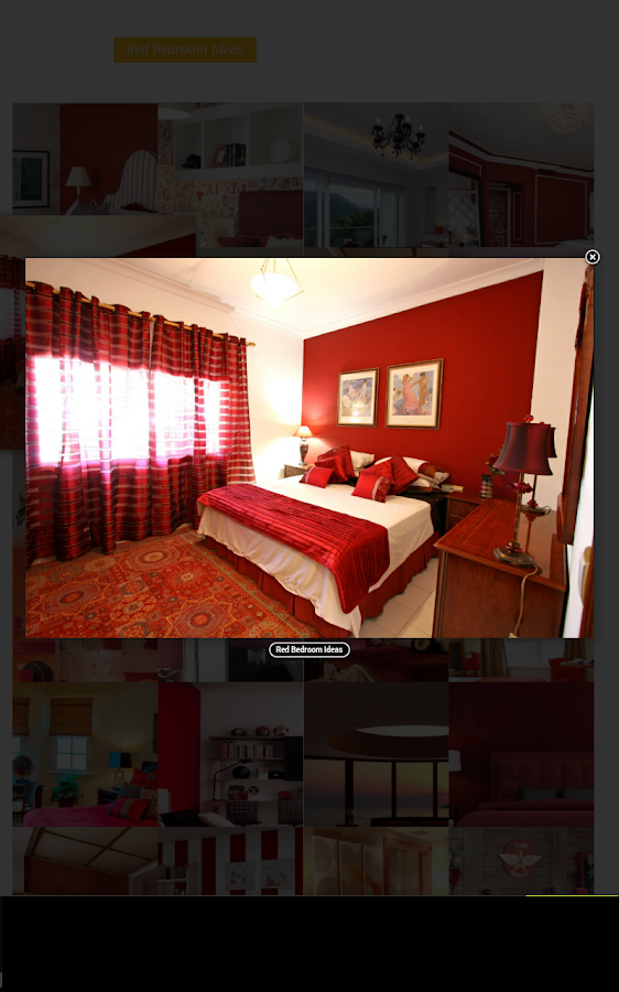 Bedroom Color Design Ideas- screenshot
