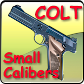 Colt pistols of small caliber