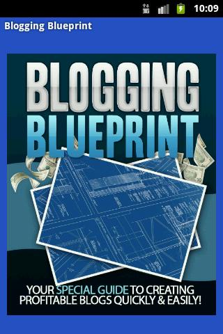 Blogging Blueprint