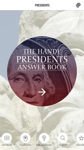 Handy Presidents Answer Book