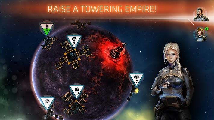 Galaxy on Fire ™ - Alianças - Screenshot