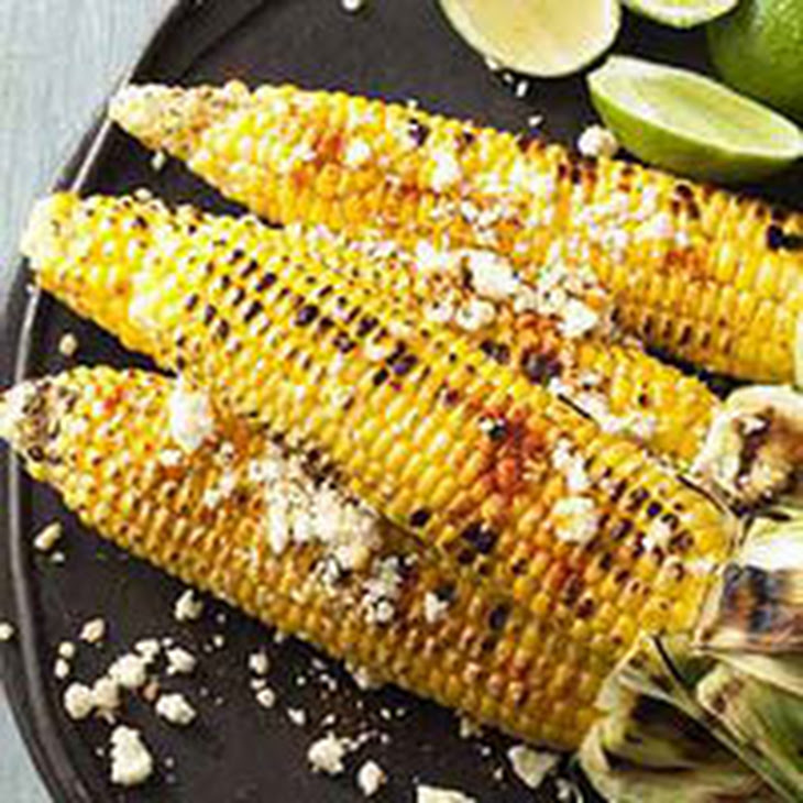 Cuban Grilled Corn