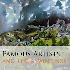 Famous Paintings - Art History icon