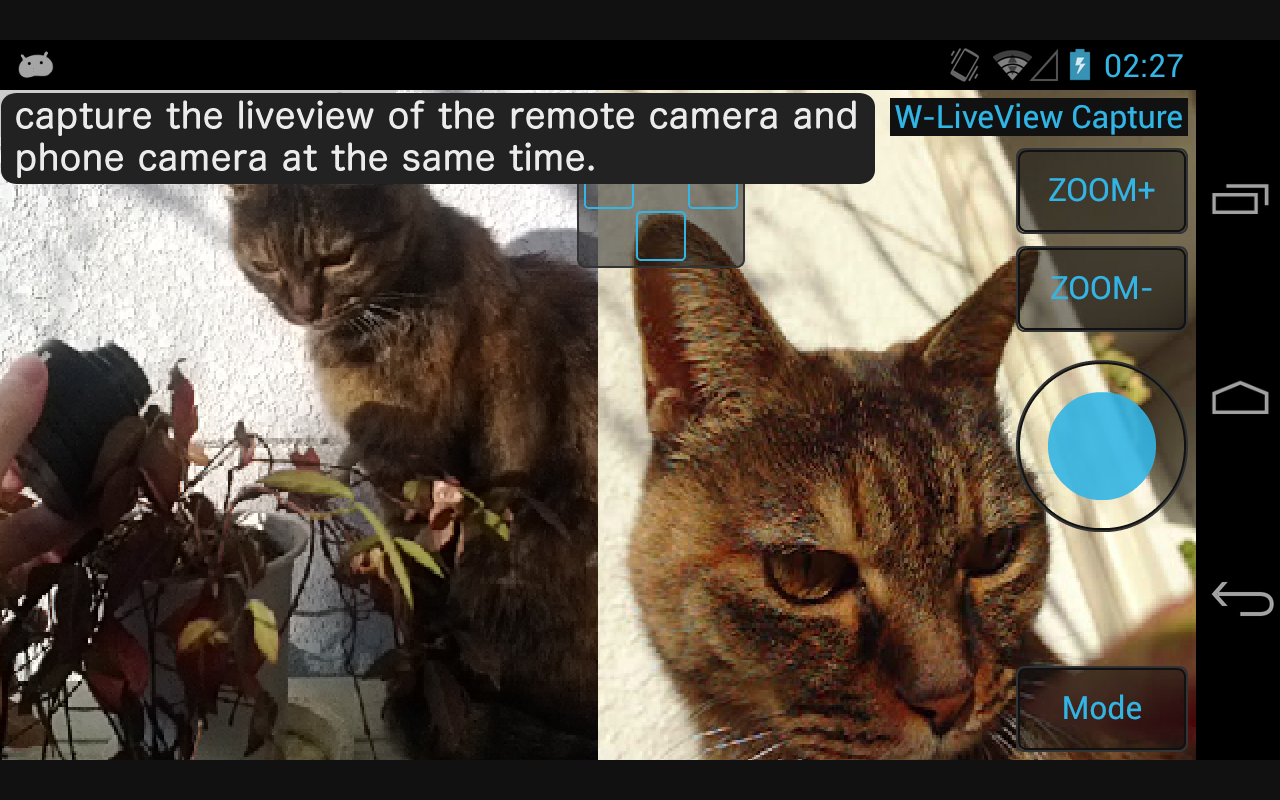 Recacon : SONY Camera QX10 etc- screenshot