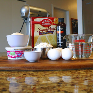 Cake From Scratch No Baking Soda Recipes.