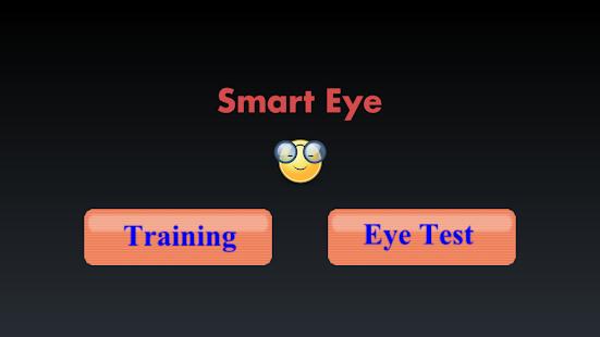 Smart Eye Eye recovery test