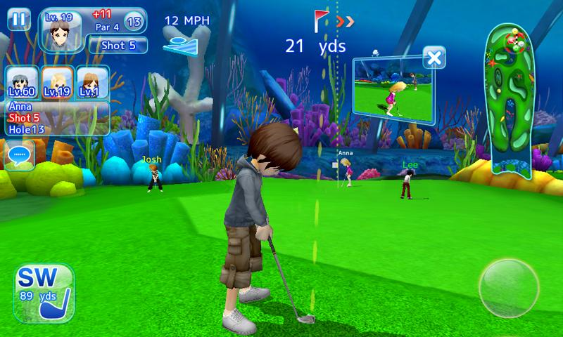Let's Golf! 3 screenshot #14