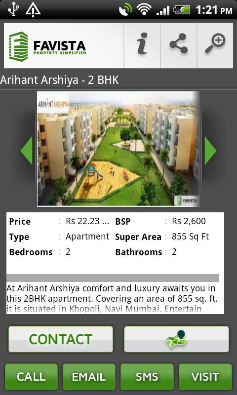 Gurgaon Property Search- screenshot