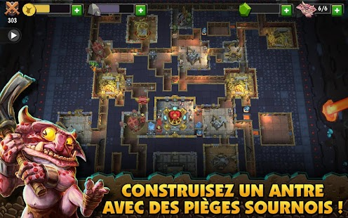 Dungeon Keeper Capture d'écran