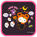 Hello Kitty Halloween Night icon