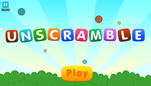 NEJ - Unscramble