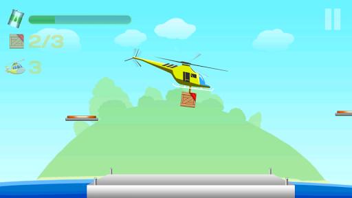 【免費街機App】直升机飞高-APP點子