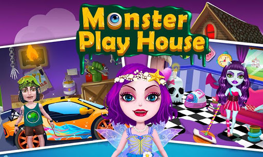 Baby Monster Play House