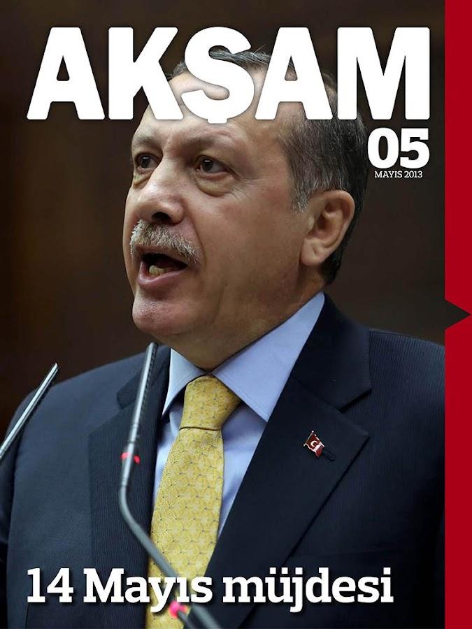 Akşam Gazetesi - screenshot