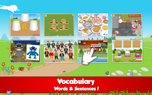 Fun English Learning Games- screenshot thumbnail