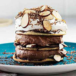 Chocolate-Almond Mousse Neapolitans