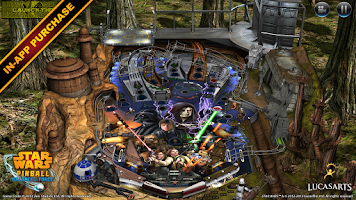 Screenshot of Star Wars™ Pinball 3