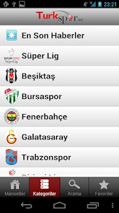 TurkSpor - screenshot thumbnail