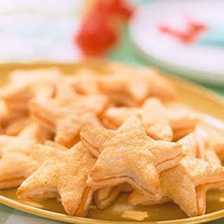 Starfish Biscuit Sandwiches.