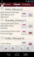 Screenshot of What's for Dinner? Recipes +