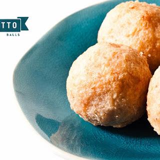Shrimp Risotto Balls