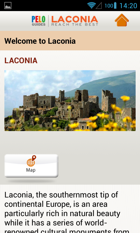 Laconia Guide - screenshot