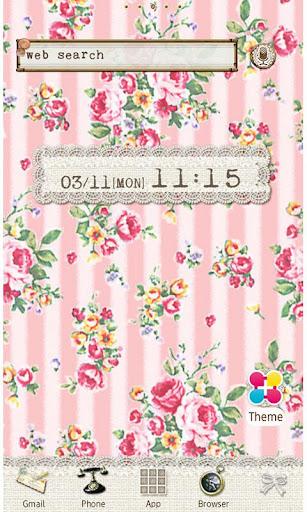Regal Flowers Wallpaper Theme 1.6 Windows u7528 1