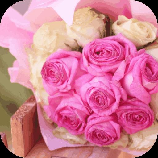 愛情的花朵壁紙 LOGO-APP點子