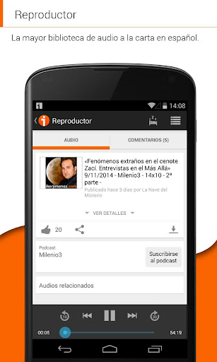 【免費音樂App】iVoox Podcast-APP點子