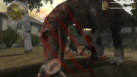 Zombie Fortress : Dino Pro Screenshot