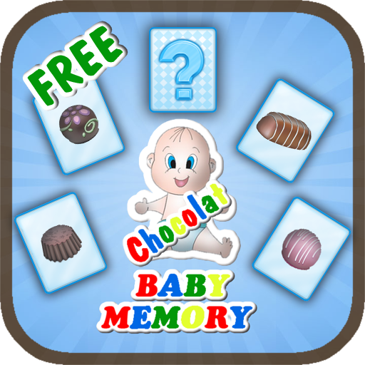 Baby Memory Chocolat Free LOGO-APP點子