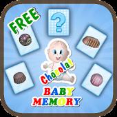 Baby Memory Chocolat Free