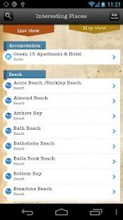 iLandGuide Barbados- screenshot thumbnail