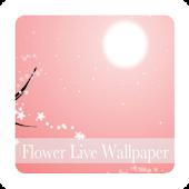 Flower 5  Live Wallpaper